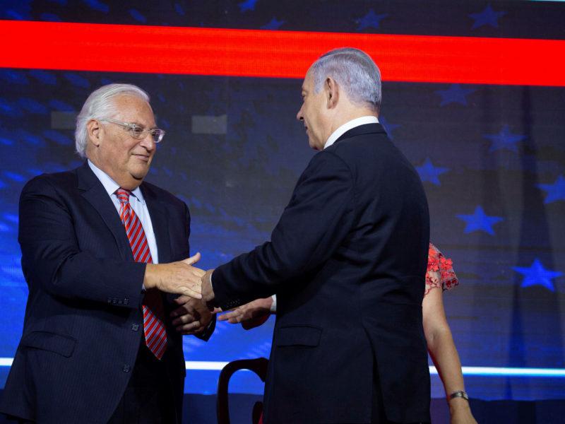 EXCLUSIVE: Saeb Erekat: Netanyahu is Left-Wing in Comparison with David Friedman