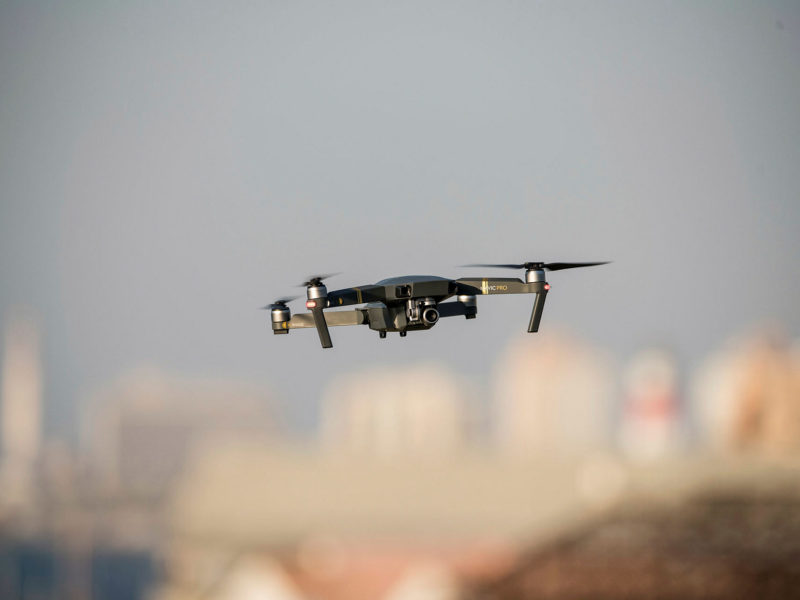 IDF Downs Gazan Drone
