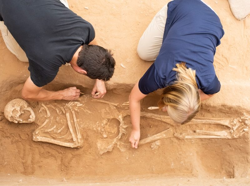 DNA Shows Ancient Philistines Migrated Across Mediterranean, Not Indigenous to Israel