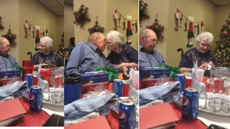88-year-old Man Cultivates Love In Marriage