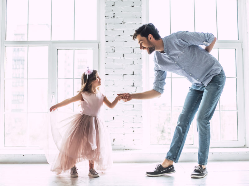 'Come Dance With Me', God's Invitation To You!