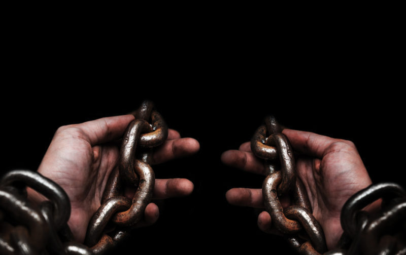 How To Break Chains Of Addiction Off Your Life