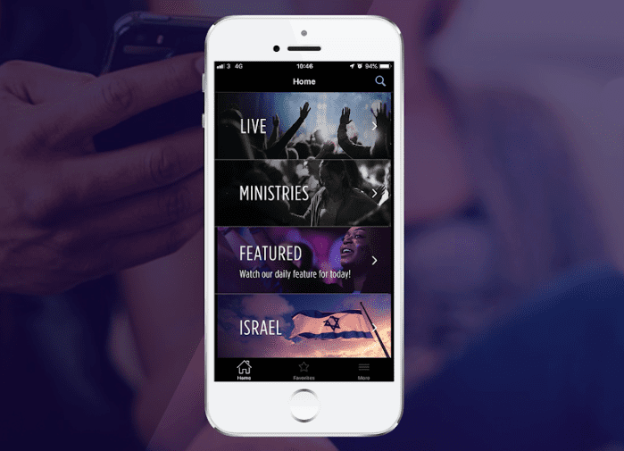 GOD TV Mobile App – Bring Godly Content Right To Your Smart Phone