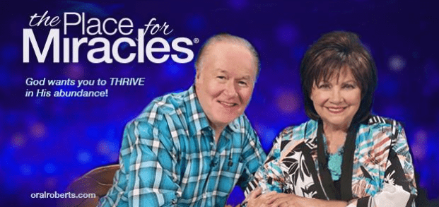 The Place For Miracles With Richard And Lindsay Roberts