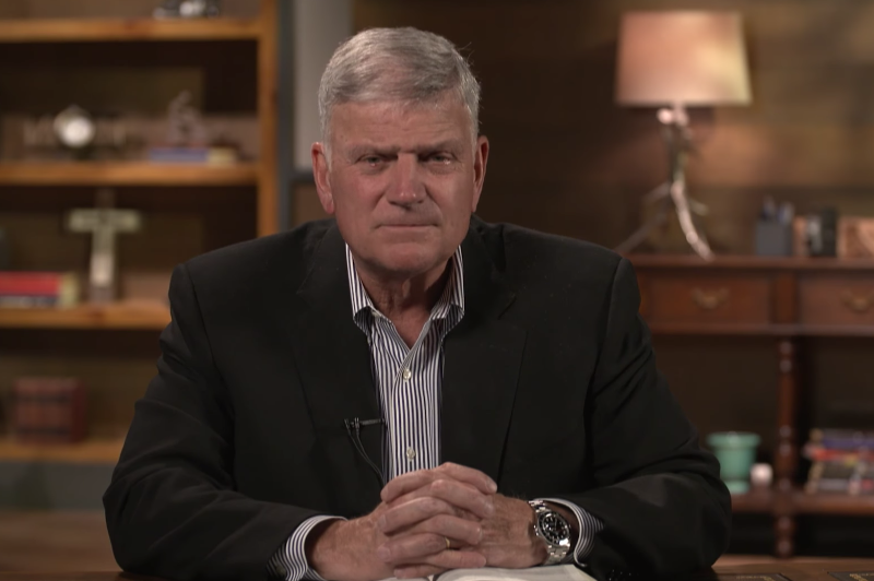 Franklin Graham Continues The Billy Graham Association