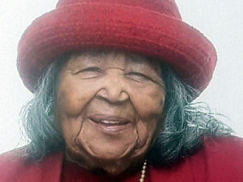 105-Year-Old Preacher Hattie Mae Allen Celebrates 57 Years Of Ministry