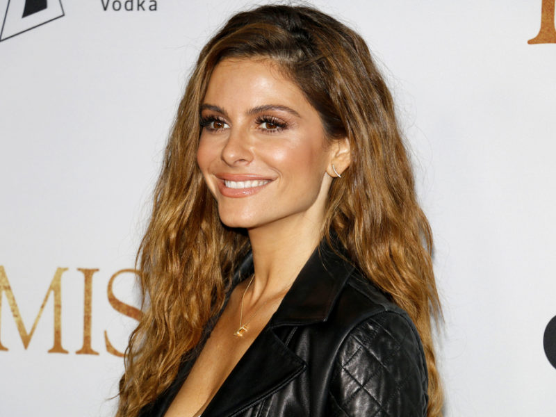 Maria Menounos Calls Her Battle With A Brain Tumor A 'Blessing and a Gift'