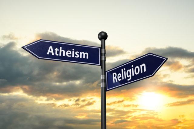 GOD TV atheist