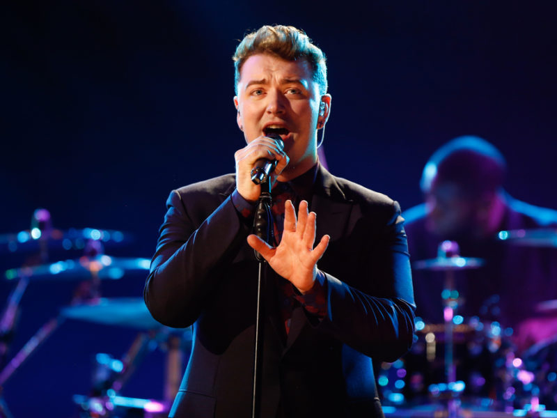 Hear What Sam Smith's 'Stay With Me' Sounds Like WIth A Christian Rewrite