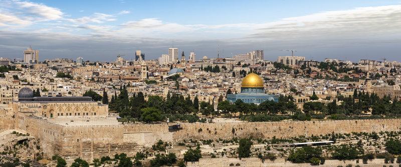 The War Over Jerusalem Temple Mount