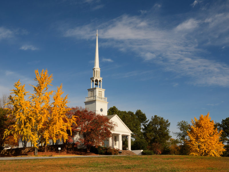 Antioch Missionary Baptist Church: The Inclusive Spread of God's Love