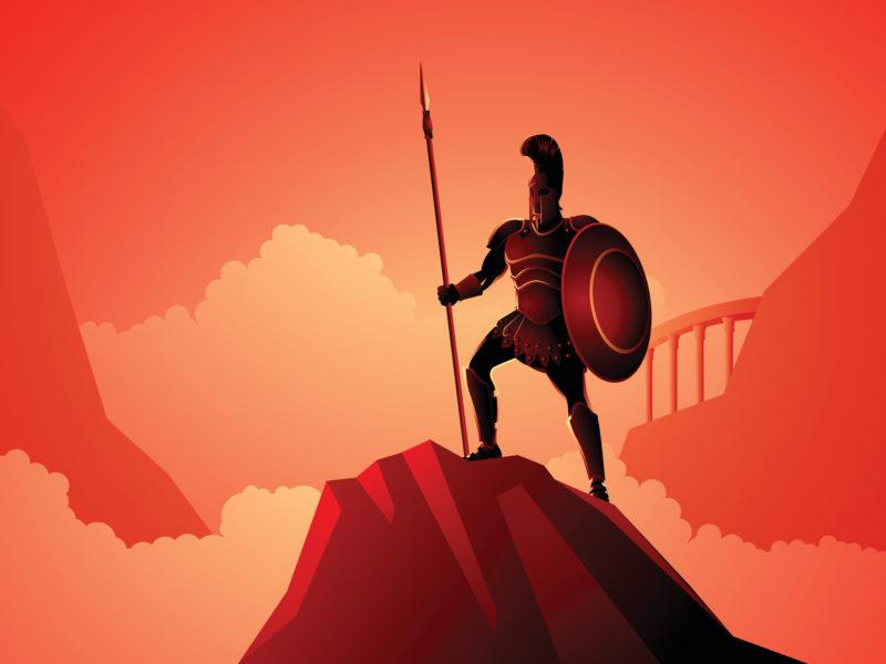 Spiritual Warfare: It's time to put on your armor Church