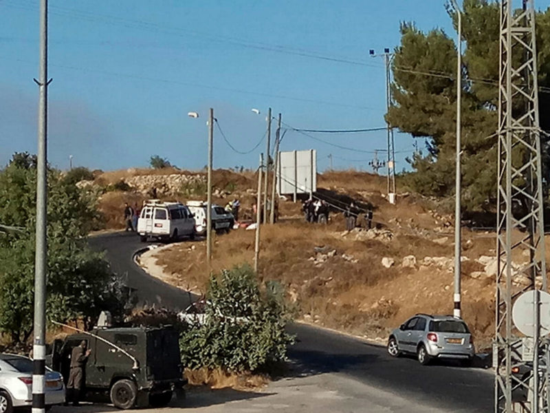 Israeli Soldier Murdered in Terror Attack in Gush Etzion