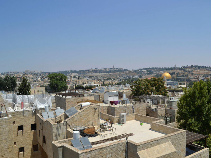 WATCH: Jerusalem's Destruction and Construction – A Closer Look