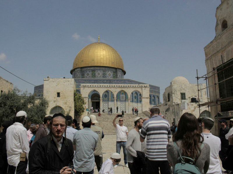 Israeli Minister Calls to Enable Jewish Prayer on Temple Mount