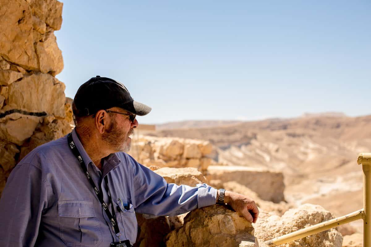 visiting Israel