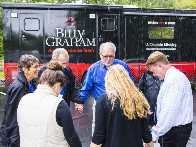 Mass Shootings– Billy Graham Rapid Response Team Chaplains Head to Texas And Ohio