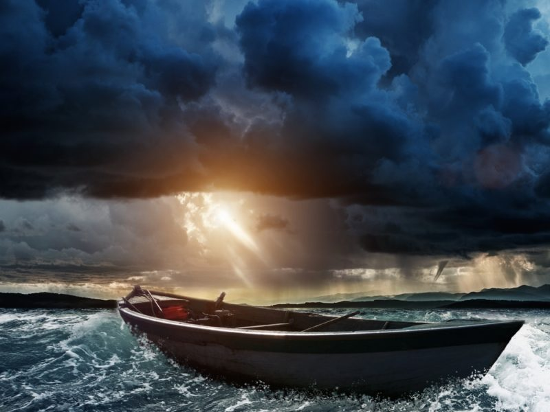 Storms Of Life –How To Calm Them