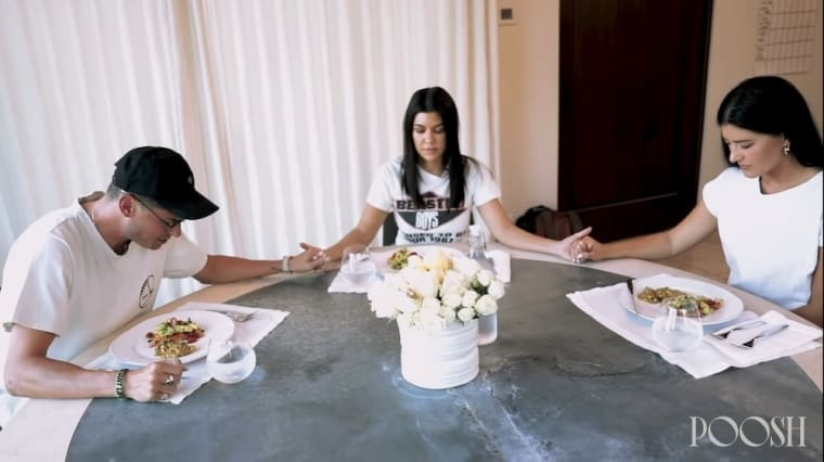 Kourtney Kardashian Asks Pastors How To Teach Her Kids About Faith