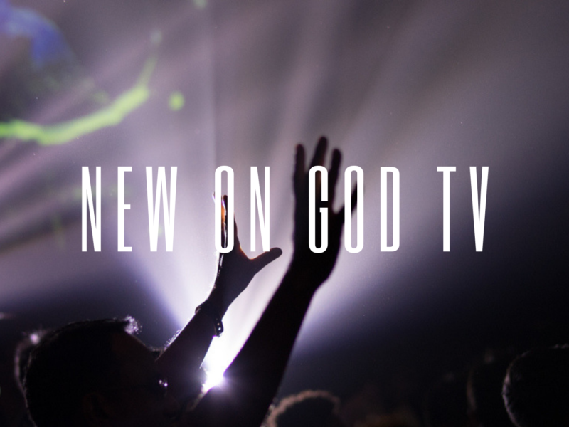 4 Impactful New Shows Coming to GOD TV This Summer and Fall