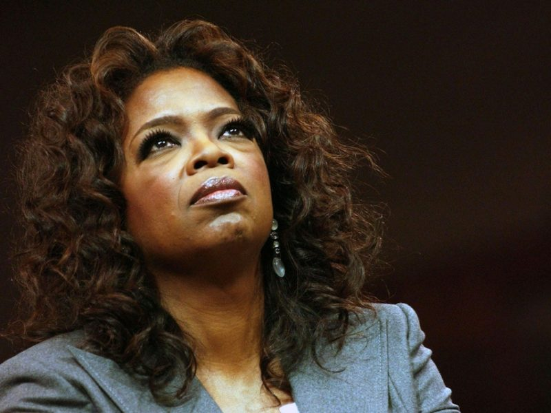 Oprah Says We've Lost Our 'Core Moral Center' Provided by Churches