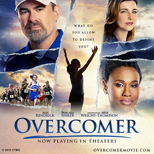 "Faith-Based Film ""Overcomer"" Now In Theaters"