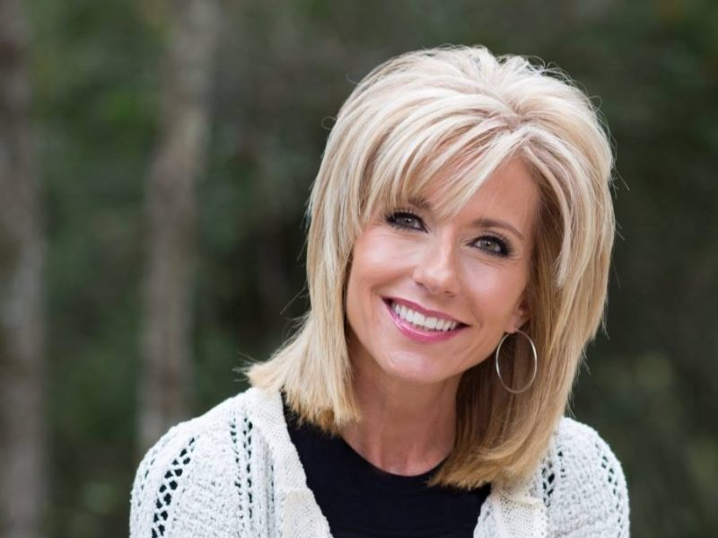 Beth Moore's Advice To Her Younger Self