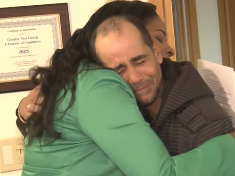 Homeless Man Returns $10,000 Check And His Life Changes
