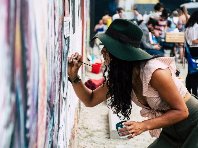 Releasing God's Presence Through Art