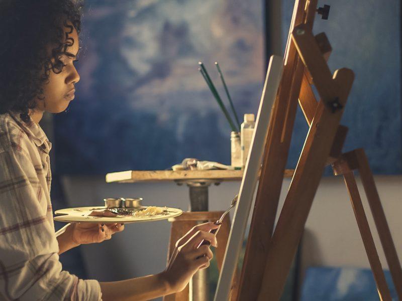 Bringing Heaven to Earth Through Art
