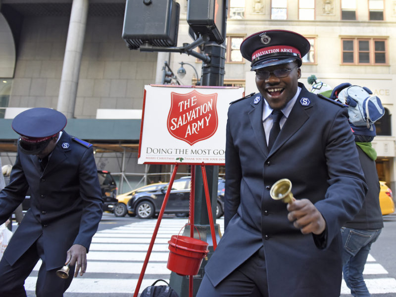 The Salvation Army: Christians Fighting for Gospel Good