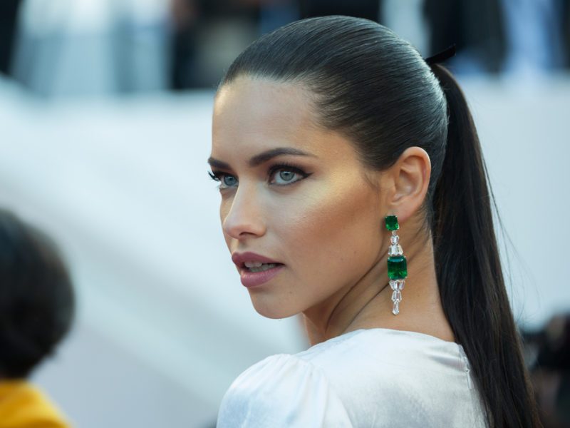 "Super Model Adriana Lima Says ""Sex is for After Marriage"" and Abortion is a Crime"