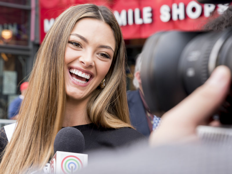 Demi-Leigh Nel-Peters, Fiancée To Tim Tebow, Shares About The Faithfulness Of God