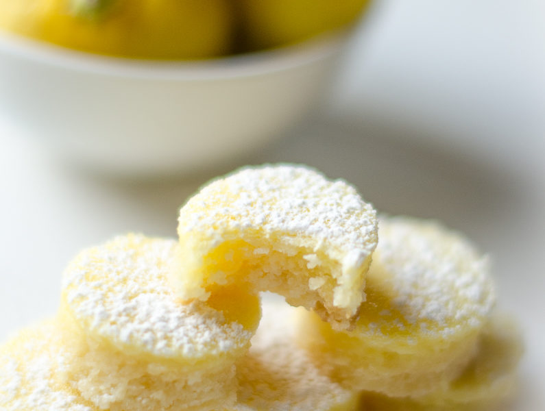Sugar Free Lemon Bites & Do You Suffer From Please Like Me Disease