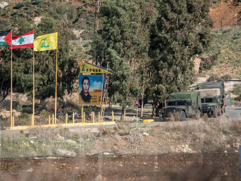 IDF Remains on High Alert in North in Expectation of Another Hezbollah Attack