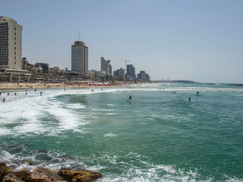 Incoming Tourism in Israel Continued to Rise Over the Summer