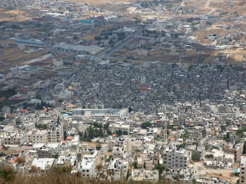 Is Joshua Ben-Nun's Altar on Mount Ebal a Palestinian Heritage Site?