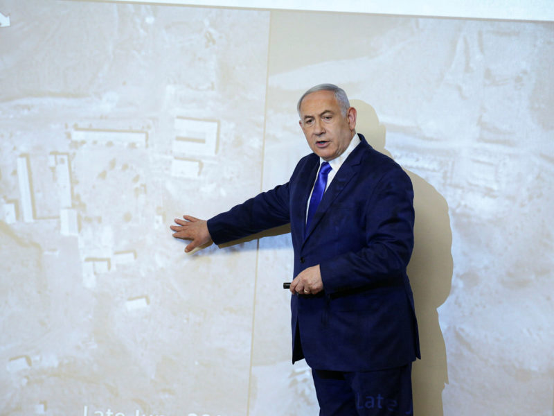 Netanyahu to Iran: 'Israel Knows What You're Doing, When You're Doing It and Where You're Doing It'