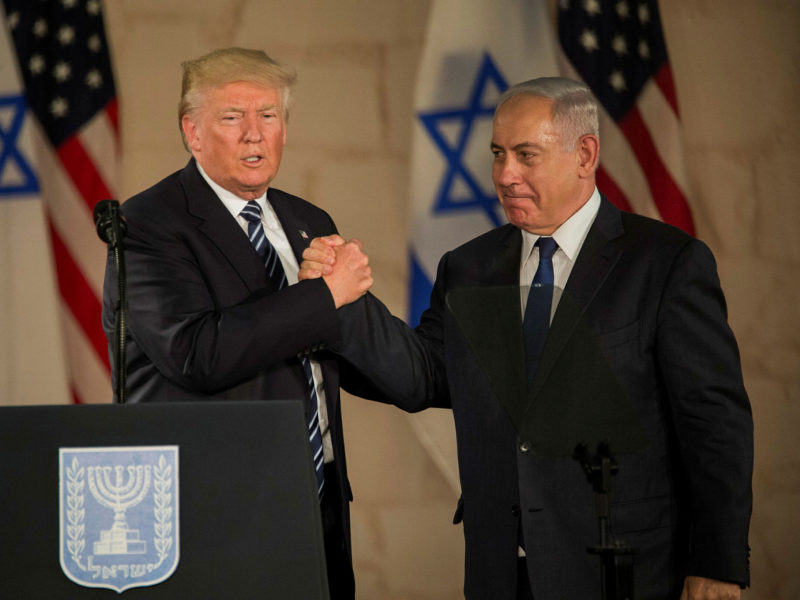 Israel Welcomes Trump's Announcement on Advancement of 'Historic' Defense Treaty