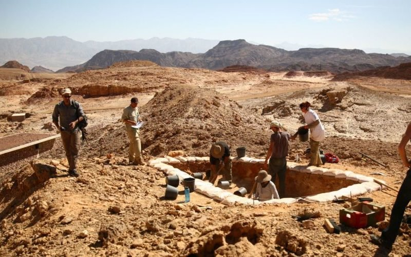 Israeli Researchers Discover Evidence of Biblical Kingdom of Edom in South