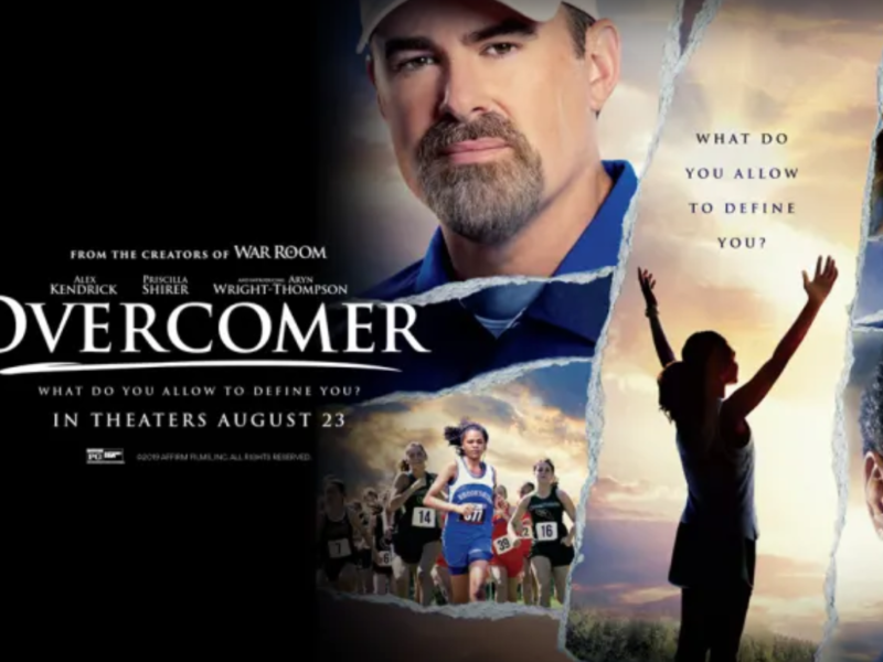Overcomer Pulls In Over $11.55 Million In 7 Days
