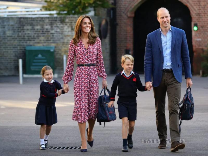 Princess Charlotte Hits A Milestone
