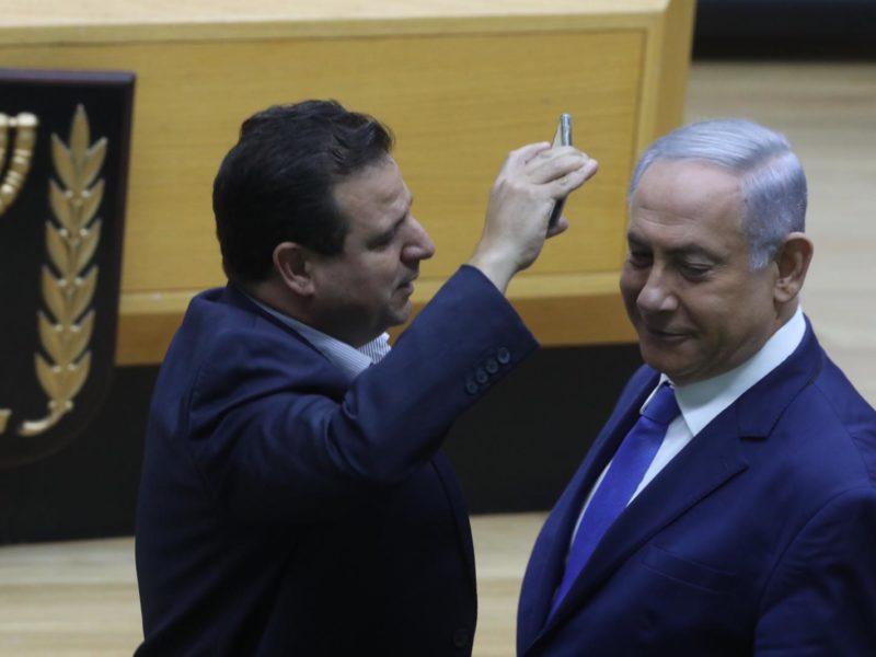 Likud Fails to Pass Camera Bill, Mayhem Ensues