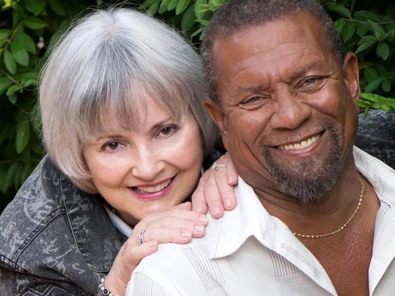 Interracial Couple Forced To End Relationship Due To Racism Reunites After 45 Years Being Apart