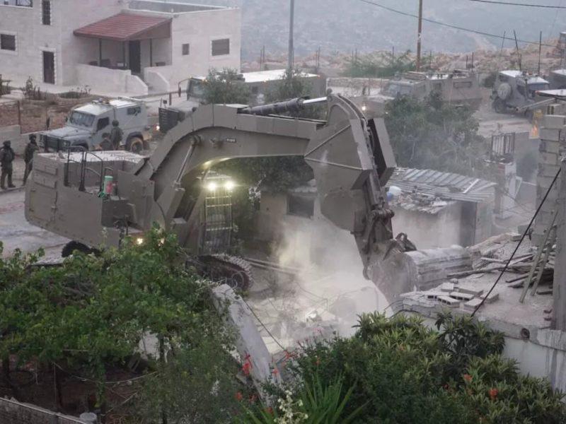 IDF Will Demolish Terrorist's Home Which was Rebuilt