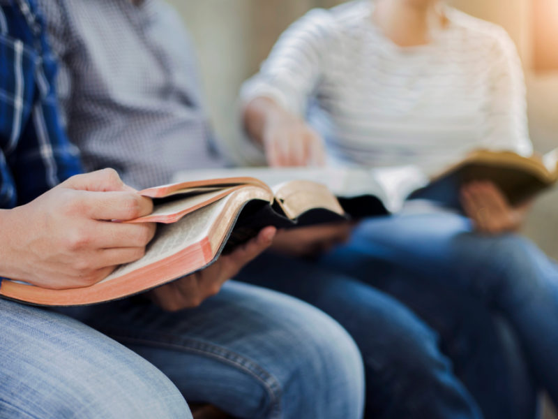 Bible Study Courses To Deepen Your Relationship With Christ
