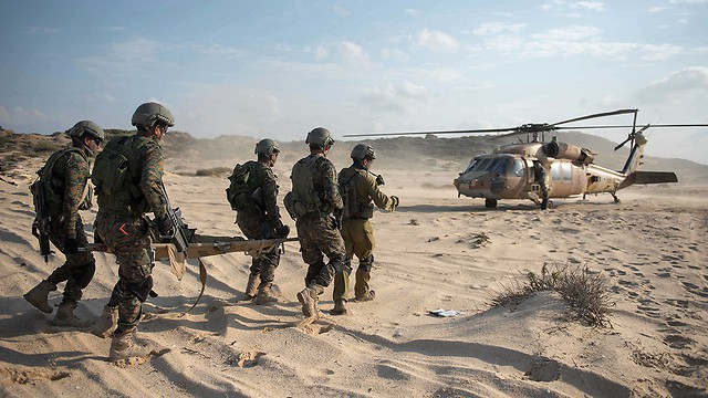 Elite IDF Search & Rescue Unit Shares Know-How With the World