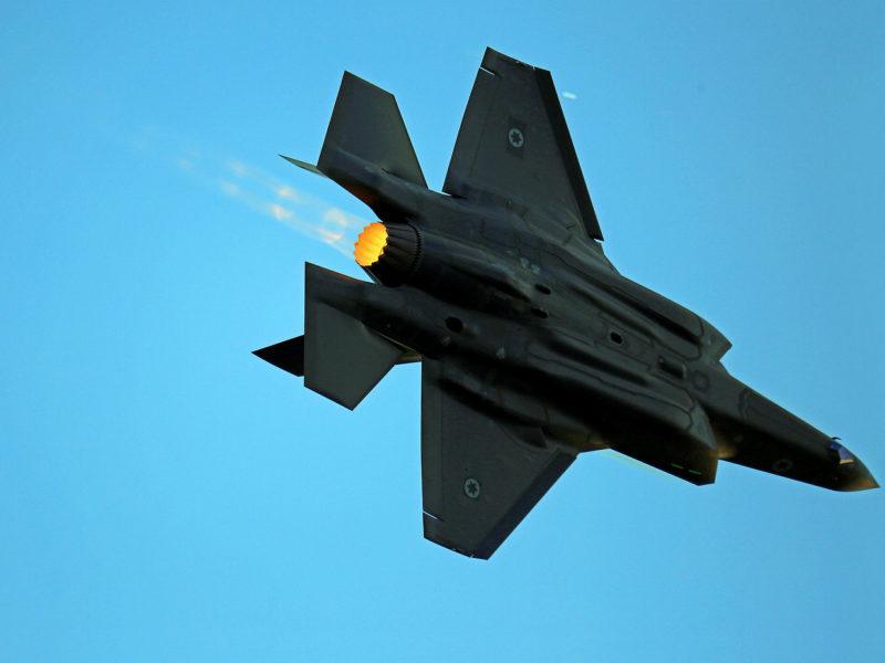 IAF Shoots Down Gazan Drone Flying at 'Irregular Altitude'