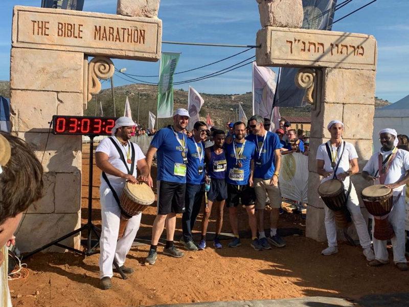 New Record Set at Bible Marathon in Shiloh, World's Most Ancient Marathon