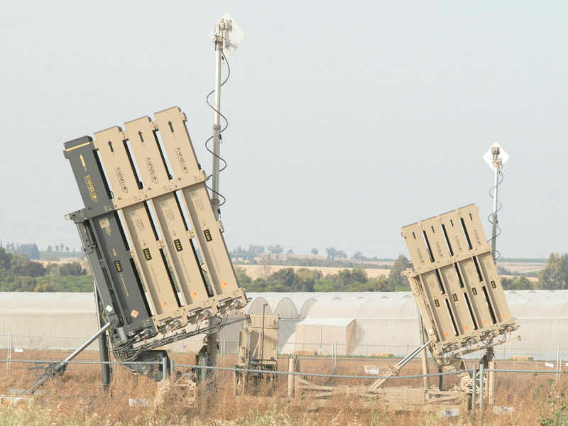 Gazan Terrorists' Weapons Tests Set Off Alarm in Israel